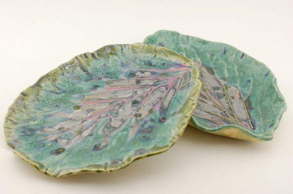 PATERY - 2 liście modrej kapusty z autorskiej kolekcji