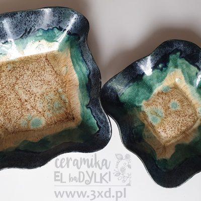 komplet dwóch MIS ceramicznych
