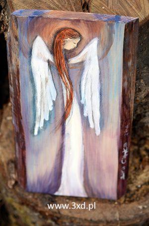 Anioł Ogniska Domowego - najlepszy na prezent do nowego domu, na nowe mieszkanie, dla nowej rodziny