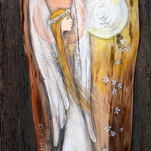 """""""Anioł Duchowego Zjednoczenia"""" to prezent dla dziecka przystępującego do Pierwszej Komunii Świętej"""