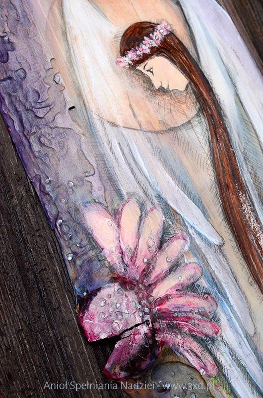 """Obdarowanie """"Aniołem Spełniania Nadziei"""" jest sposobem na subtelne przekazanie dobrych życzeń"""