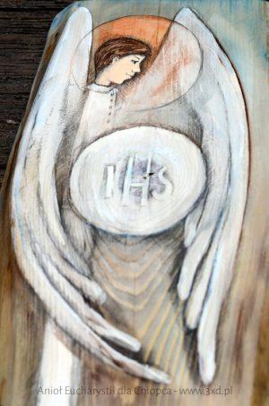 Anioł Eucharystii dla Chłopca - www.3xd.pl