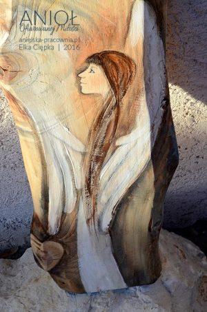 Anioł Ofiarowanej Miłości - to wyjątkowy Anioł dla wyjątkowej osoby!
