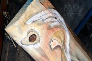Anioł Serca Kochającego jest symbolem miłości wobec rodziców