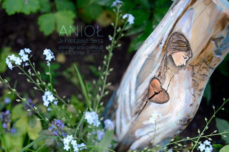 Anioł Jednoczącego Serca to Anioł scalający i jednoczący