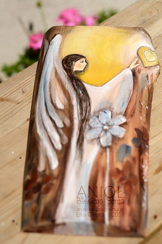 Anioł Bliskiego Serca - doskonałym prezentem dla Rodziców na weselu, jako podziękowanie za wychowanie