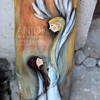 Anioł Stróż na Przyszłość to prezent na Chrzciny lub Komunię Świętą