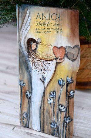Anioł Bliskości Serc to najlepsze podziękowanie dla Rodziców podczas błogosławieństwa