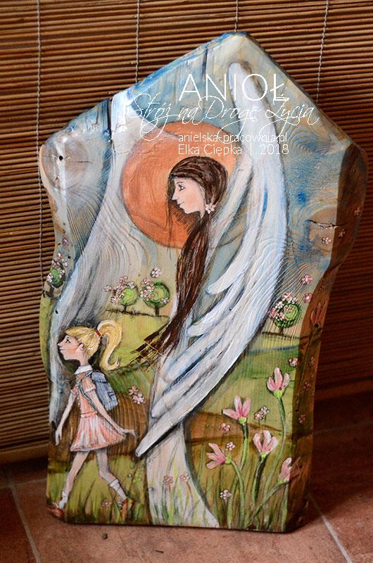 Anioł Stróż na Drogę Życia