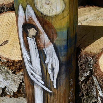 Anioł Opiekuńczy dla chłopca