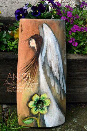Anioł Realizacji Planów jest symbolem dobrych życzeń, aby plany i zamierzenia się realizowały