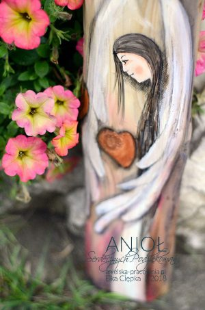 Anioł Serdecznych Podziękowań jest doskonały na podziękowanie i wyrażenie swojej wdzięczności