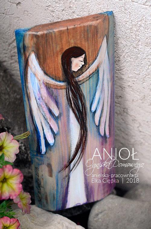Anioł Ogniska Domowego chroni rodzinę i domostwo!