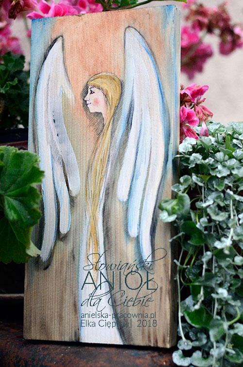 Słowiański Anioł dla Ciebie