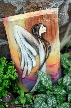 Anioł Oczarowany Urokiem Życia dla tych, którzy dostrzegają piękno i urok życia!