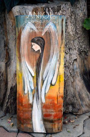 Anioł Szczęśliwej Rodziny to piękny prezent dla każdej rodziny, której życzysz szczęścia