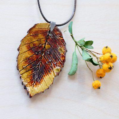 unikatowy wisior na prezent z autorskiej kolekcji biżuterii