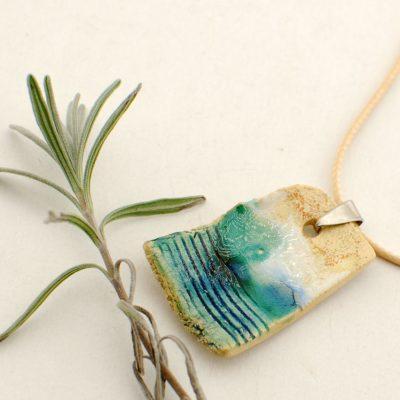 biżuteria na prezent - unikatowy naszyjnik z autorskiej kolekcji